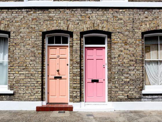Op zoek naar oude paneeldeuren
