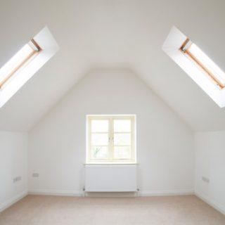 Zo maak je een volwaardige kamer van de zolder