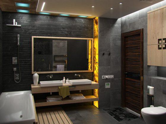 Badkamer opknappen